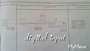Dcs -digital Input  Di  Wiring Diagram