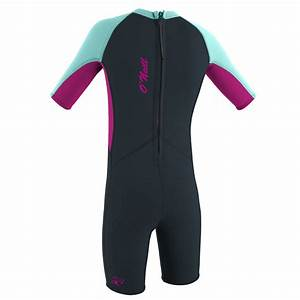 O 39 Neill Toddler Reactor Ii 2mm Spring Wetsuit Cleanline Surf