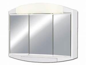 Spiegelschrank 3 Türig Mit Beleuchtung : jokey spiegelschrank elda 3 t rig energieeffizienzklasse a bis b ~ Bigdaddyawards.com Haus und Dekorationen