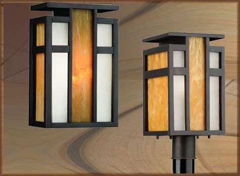 craftsman style outdoor lighting for my craftsman style