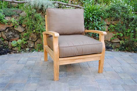 sonoma deep seating lounge chair sunbrella cushions