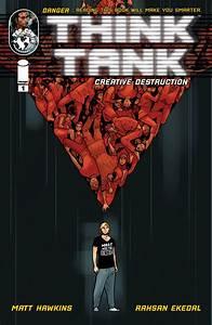 Think Tank: Creative Destruction #1 | Releases | Image Comics