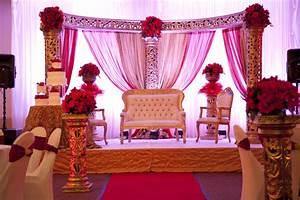 Maharani Indian Wedding Decoration Ideas, CLICK HERE - One