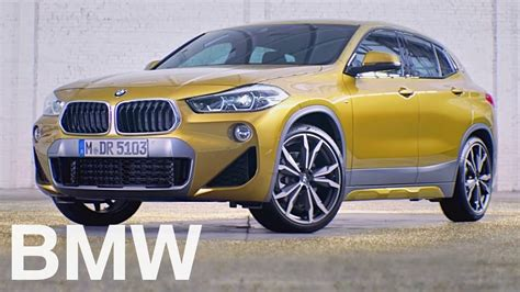 bmw commercial bmw x2 commercial has robot spider fight and gold covered