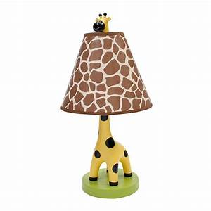 peek a boo jungle giraffe lamp lambs ivy babies quotr With jungle floor lamp for nursery