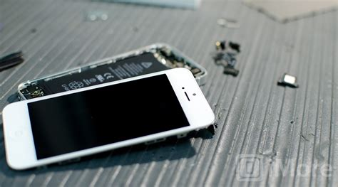 replace iphone 5 screen how to replace a screen of an iphone 5 tablet