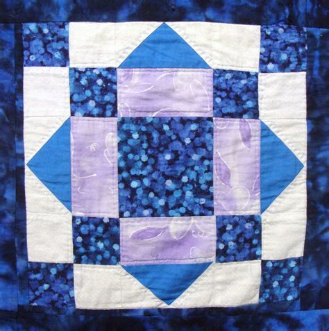 nifty fifty quilters  america ninth  state quilt block