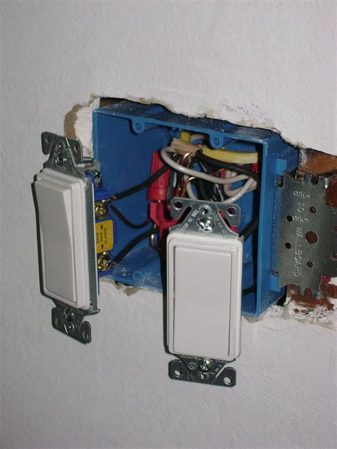 push in wire connectors light switch