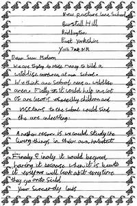 kids persuasive letter an example of a persuasive letter With letters for kids