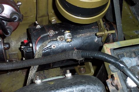 Willy Jeep Alternator Regulator Wiring by Polarizing Generator G503 Vehicle Message Forums