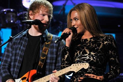 "Ed Sheeran & Beyonce's ""perfect"