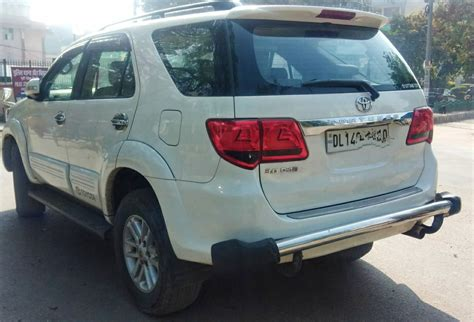 Used Toyota Fortuner 3.0 4x4 MT in Noida 2013 model, India ...