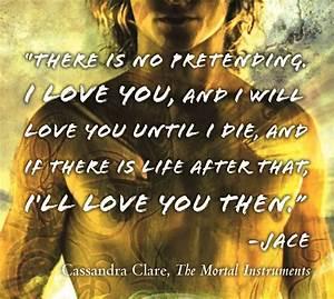 Jace Mortal Instruments Quotes. QuotesGram