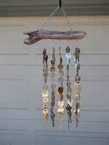Key Wind Chime Craft
