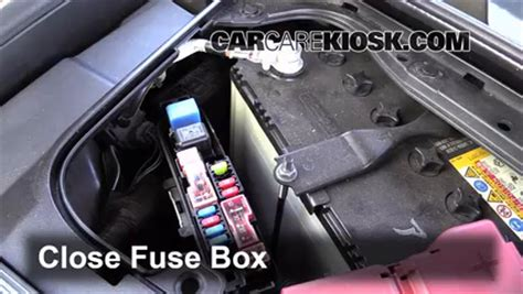 Infiniti M45 Fuse Box Location by Blown Fuse Check 2006 2010 Infiniti M35 2008 Infiniti