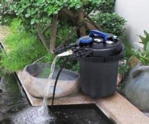 pond filter system  buy  september