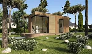 Un Studio En Container Dans Le Jardin Vivre Ou