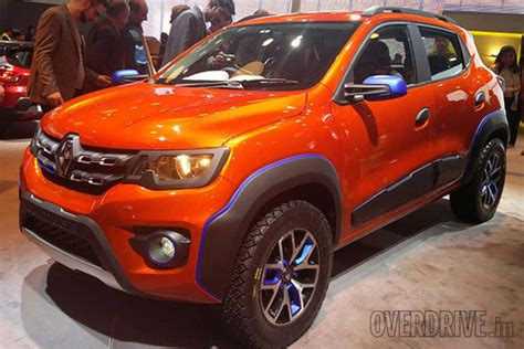 auto expo renault kwid climber concept unveiled