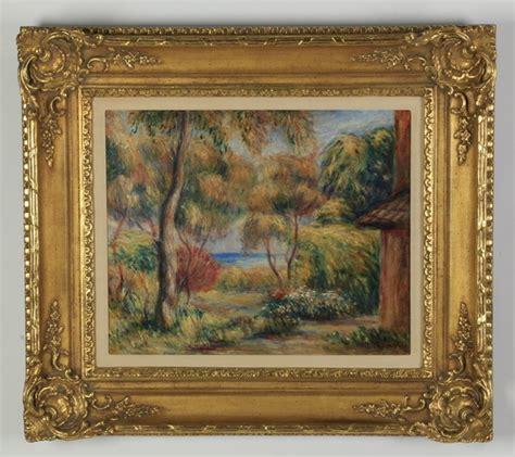 Works By Renoir Kensett Corot Bierstadt Seignac Will
