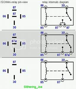 Anyone Have A Bosch 75 Amp Relay Wiring Diagram