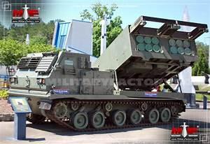M270 MLRS Multiple Launch Rocket System (MLRS) - United States