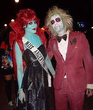 beetlejuice couples halloween costumes
