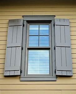 How To Make Board And Battern Shutters Do You Live In A Hurricane Zone Or Suffer From High