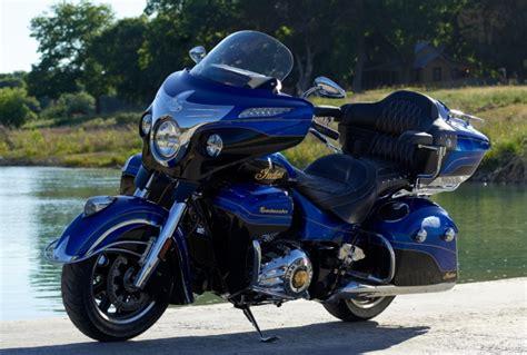 2018 Indian Motorcycle Range Released