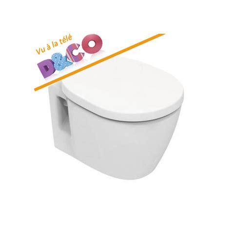 wc suspendu gain de place cuvette suspendue wc space gain de place
