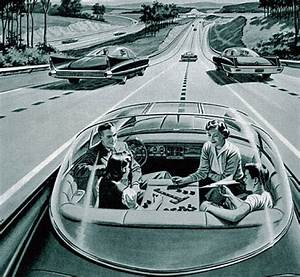 Self-Drive Cars and You: A History Longer than You Think