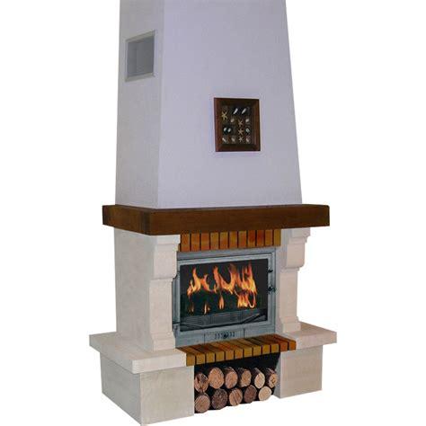 renover cuisine ancienne habillage cheminée en chinvest usine dargemont