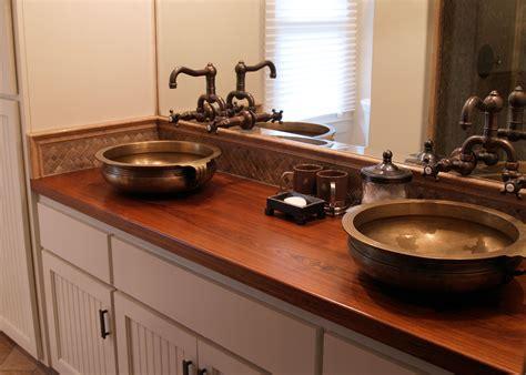 teak wood countertop photo gallery  devos custom