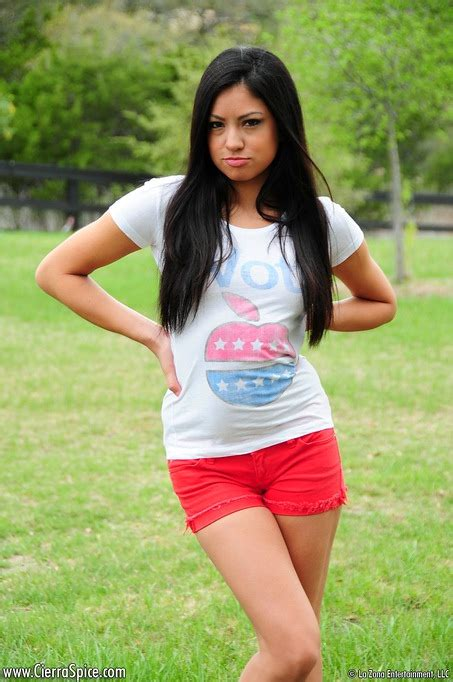 The Cutie Latina Teen Is Flashing Us Outdoors Xbabe