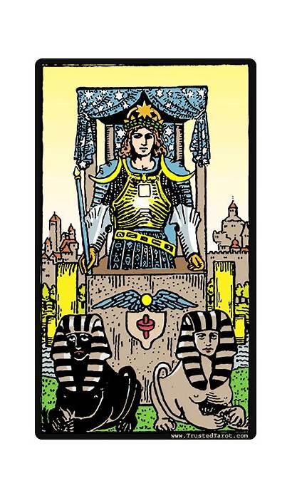 Chariot Tarot Card Cards Trusted Dead Transportation