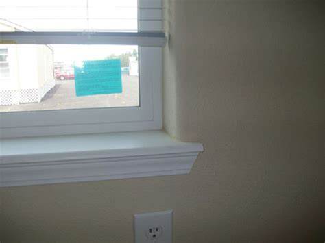 Window Sill Options by Upgrades Options Factory Expo Home Centers