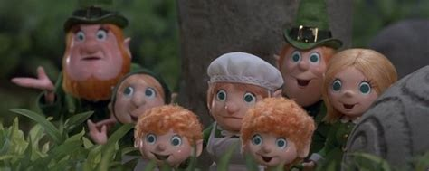 the leprechauns gold characters actors images