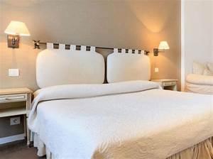 Coussin Tete De Lit Dehoussable : tete de lit coussin hotel le grimaldi nice ideias para a casa pinterest bedrooms diy ~ Teatrodelosmanantiales.com Idées de Décoration