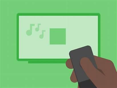 Tv Apple Study Case Vevo Slate Animation