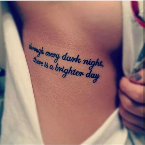 unique meaningful tattoo quotes   inspiration