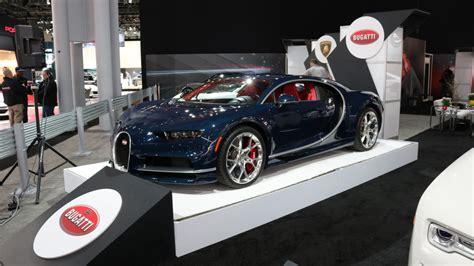 Bugatti Dealer Usa by Bugatti Chiron U S Spec At 2017 New York Auto Show