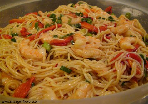 shrimp pasta recipes shrimp pasta salad recipe dishmaps