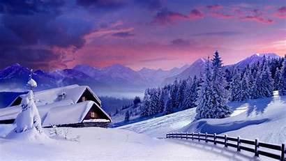 Snow Winter Landscape Nature Desktop Wallpapers Backgrounds
