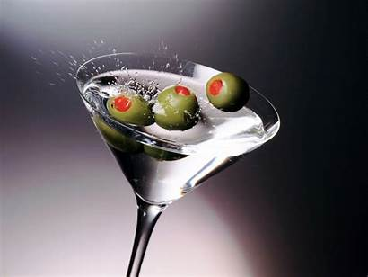 Martini Olives Cosmopolitan Cocktail Garnish Beverage Glass