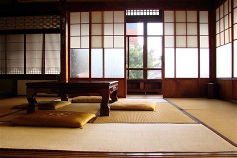 chambre japonaise traditionnelle intérieur japonais décoration décoration japonaise