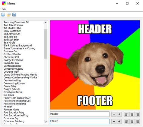 Meme Generator Software - the best meme generators for windows 10