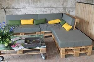Salon De Jardin Palettes : 25 best ideas about banquette en palette on pinterest ~ Farleysfitness.com Idées de Décoration