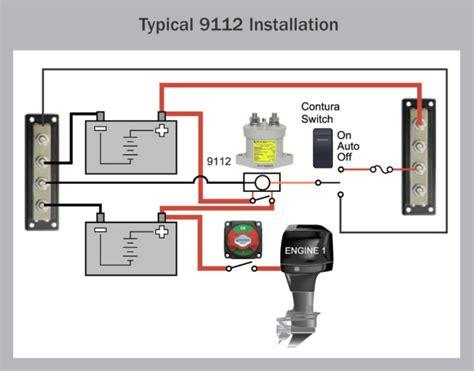 wire dual batteriesisolatorbattery selector switch texas  forum