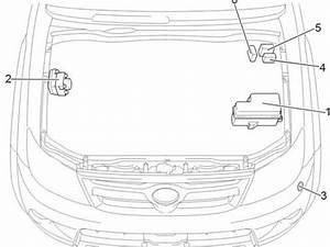 2004 - 2014 Toyota Hilux Fuse Box Locations