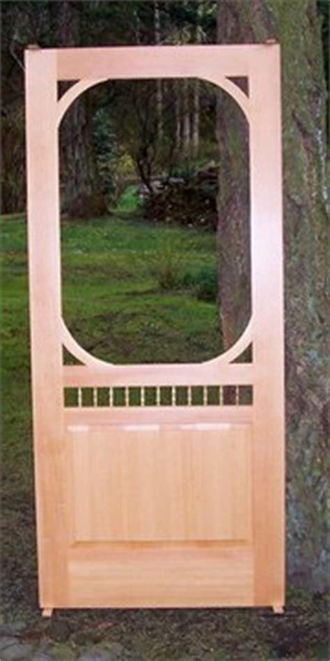 wood screen doors truax builders supply