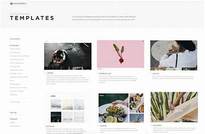 Squarespace Templates Website Steps Hours Running Got